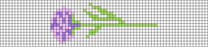 Alpha pattern #48459 variation #77947