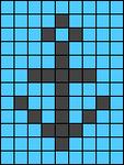 Alpha pattern #481 variation #77997