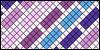 Normal pattern #23007 variation #78010