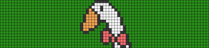 Alpha pattern #47243 variation #78021