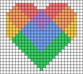 Alpha pattern #35535 variation #78194