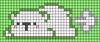 Alpha pattern #28624 variation #78211