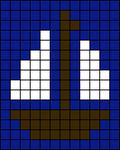 Alpha pattern #42478 variation #78227