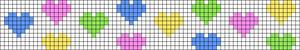 Alpha pattern #49468 variation #78235