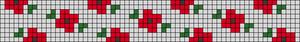Alpha pattern #26251 variation #78237