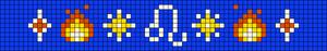Alpha pattern #39072 variation #78238