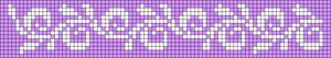 Alpha pattern #42366 variation #78243