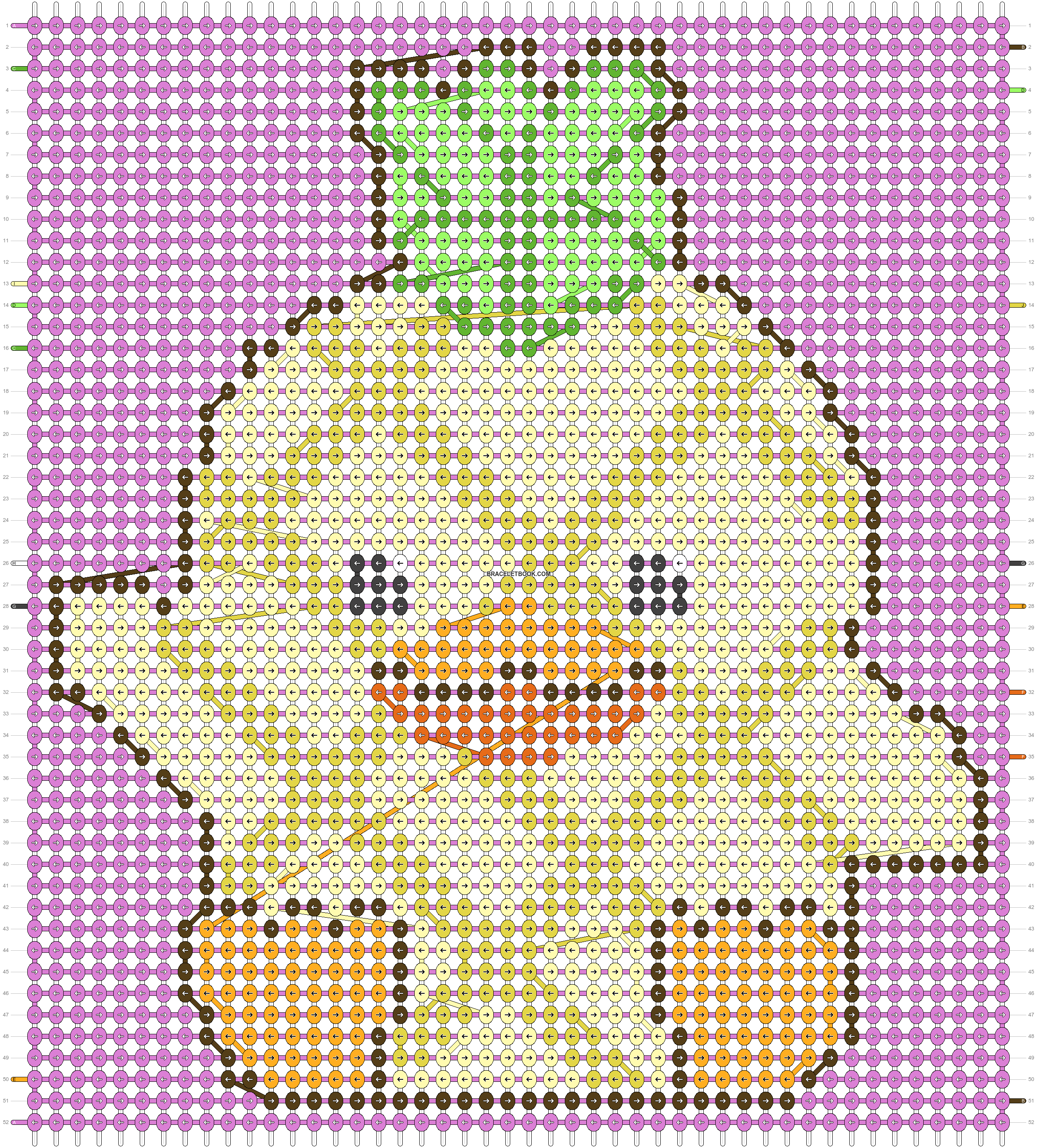 Alpha pattern #49258 variation #78250 pattern