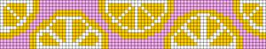 Alpha pattern #38216 variation #78257
