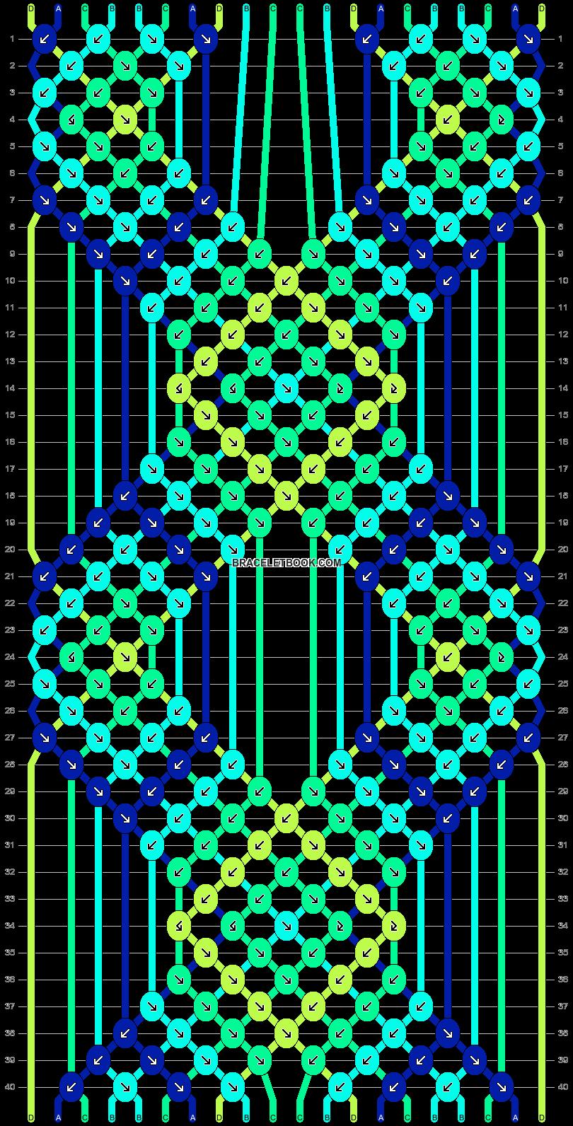 Normal pattern #49402 variation #78260 pattern