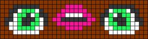 Alpha pattern #46722 variation #78276
