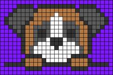 Alpha pattern #40273 variation #78346