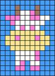 Alpha pattern #38064 variation #78486
