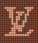 Alpha pattern #49195 variation #78502