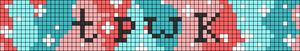 Alpha pattern #45766 variation #78673