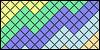 Normal pattern #25381 variation #78788