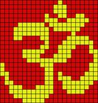 Alpha pattern #893 variation #78863