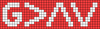 Alpha pattern #41855 variation #78987