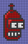 Alpha pattern #29962 variation #78991