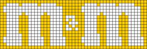 Alpha pattern #48946 variation #79079
