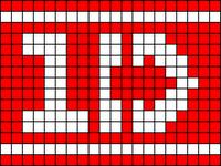 Alpha pattern #8690 variation #79102