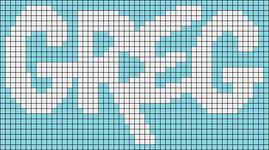 Alpha pattern #49955 variation #79109