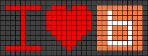 Alpha pattern #49972 variation #79141