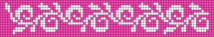 Alpha pattern #42366 variation #79216