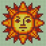 Alpha pattern #42659 variation #79293