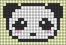 Alpha pattern #35445 variation #79301