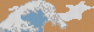 Alpha pattern #14704 variation #79404