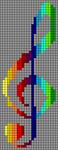 Alpha pattern #45159 variation #79608