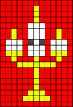 Alpha pattern #38607 variation #79653