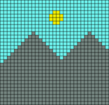 Alpha pattern #50201 variation #79676