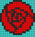 Alpha pattern #17581 variation #79679