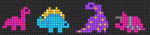 Alpha pattern #24109 variation #79684