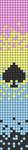 Alpha pattern #50313 variation #79768