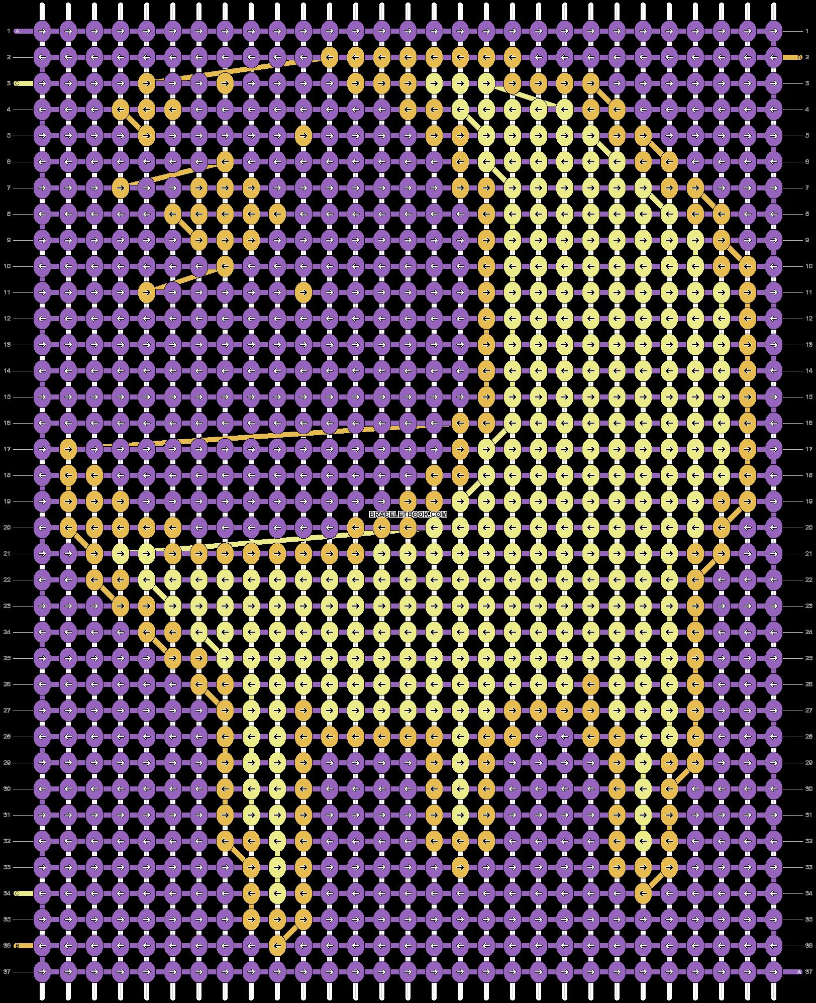 Alpha pattern #50427 variation #79799 pattern