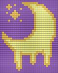 Alpha pattern #50427 variation #79799
