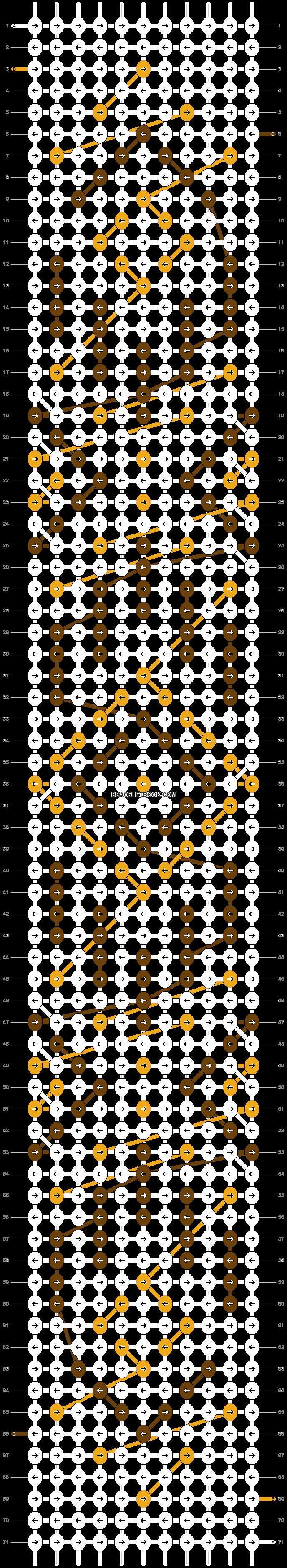 Alpha pattern #50068 variation #79879 pattern
