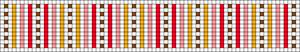 Alpha pattern #18676 variation #79881