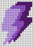 Alpha pattern #50544 variation #79947