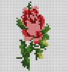 Alpha pattern #50489 variation #79965