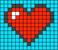 Alpha pattern #48959 variation #80116