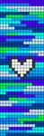 Alpha pattern #50610 variation #80180