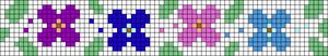 Alpha pattern #48525 variation #80254