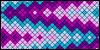 Normal pattern #24638 variation #80285