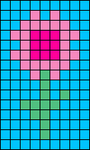 Alpha pattern #50692 variation #80310