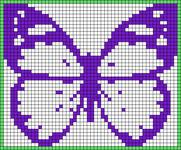 Alpha pattern #50540 variation #80354