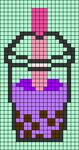 Alpha pattern #49642 variation #80355